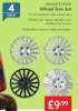 Wheel Trim Set - LIDL (Ultimate Speed) - Various Styles and Sizes