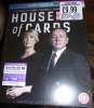 House of Cards: Seasons 1-3 Blu Ray + Digital HD UV (PUDEHMV MEMBERS OFFER)