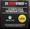 12 months Xbox Live Gold Membership (Plus 22 Jump Street rental)