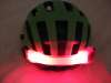 Red LED cycling armband - ideal for back of bike helmets, kids arms, bags or pet collars