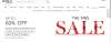 Marks and Spencer - upto 60% off sale now on