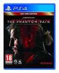 Metal Gear Solid V: The Phantom Pain (PS4/XB1) used