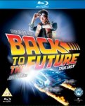 Back to the Future Trilogy (25th Anniversary Edition) [Blu-ray] with code