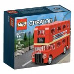 Free Creator London bus 40220 spend from 3rd to 22nd Oct 2016