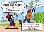 FREE Delivery @ The Disney Store inc Buy 1 Get 1 on Selected Medium Soft Toys