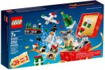 Lego 40222 Christmas Build Up Gift Set Free spend