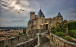 Carcassonne, France break for two from Manchester (14 - 18.11) inc return flights, hotel and car hire booking.com